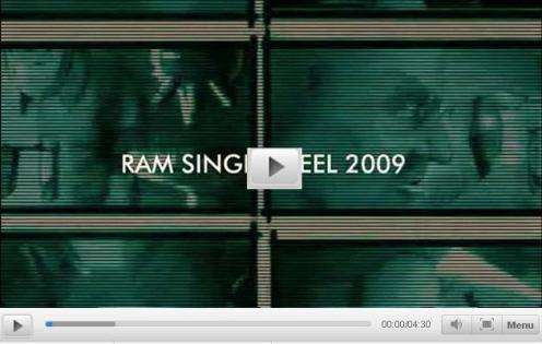 Ram- Animation Reel 2009